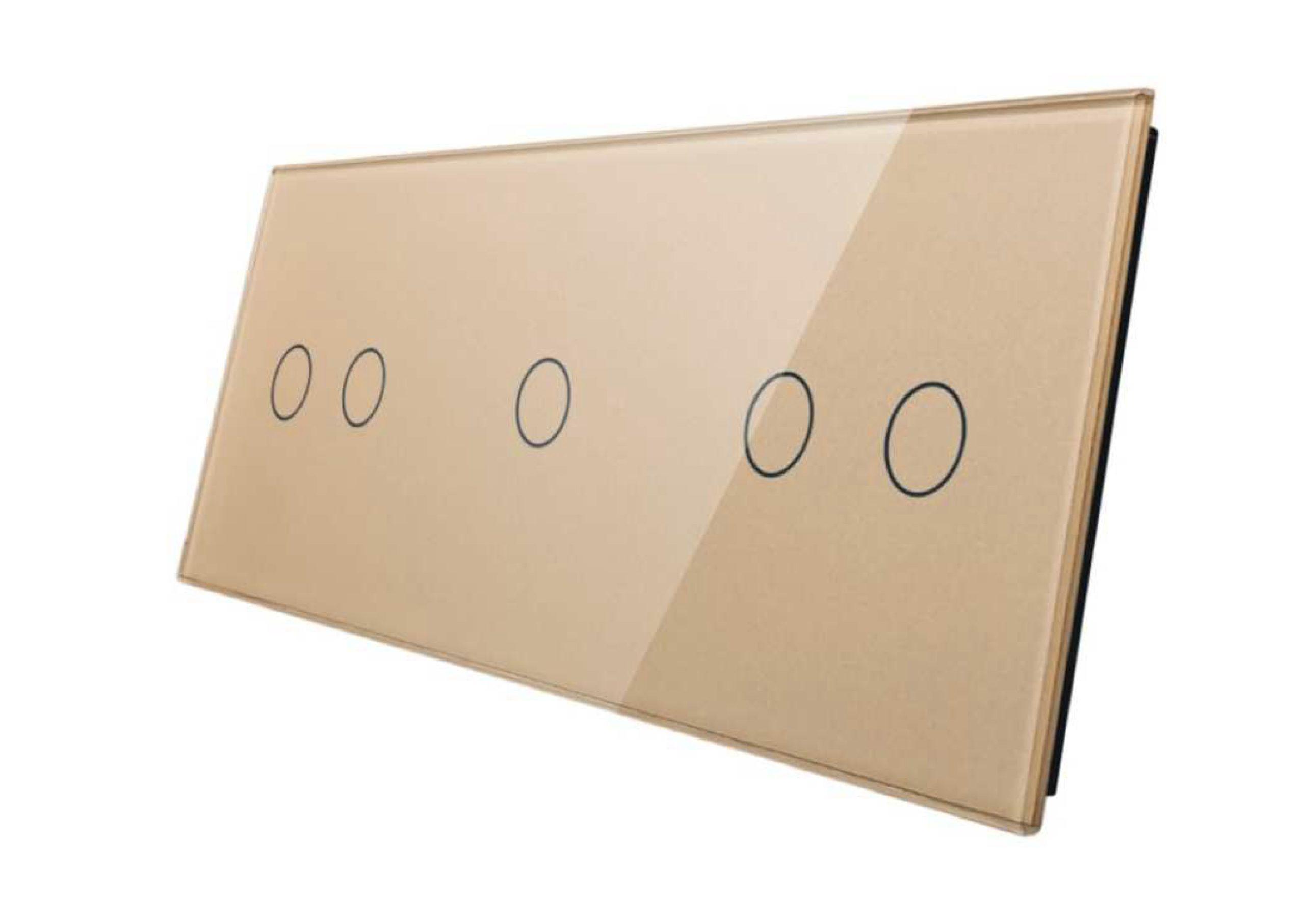 2+1+2 panel złoty