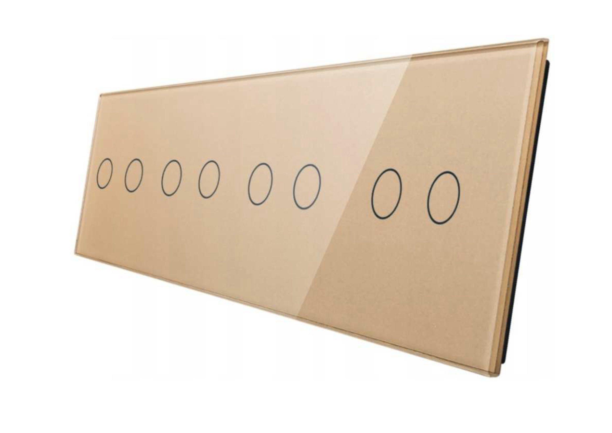 2+2+2+2 panel złoty
