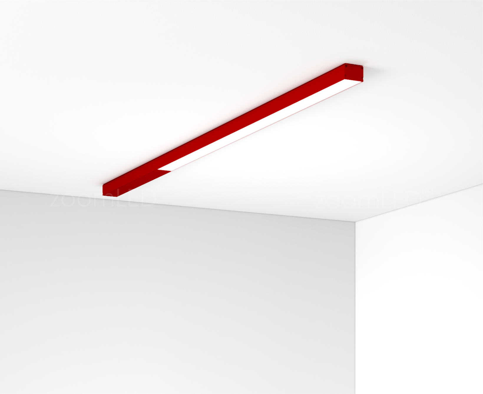 120cm_czerwona_lampa_biurowa_liniowa_led_natynkowa_sufitowa