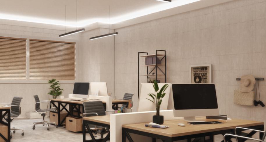 9 sposobów na oświetlenie LED biura – Porady & Produkty