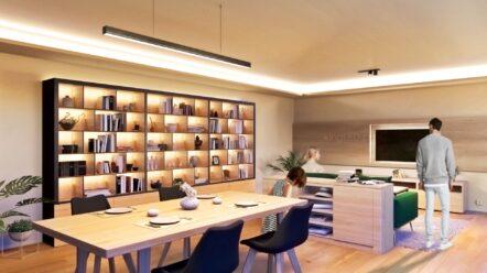 Sufit podwieszany – taśma LED jaka barwa światła? – PRODUKTY & INSPIRACJE