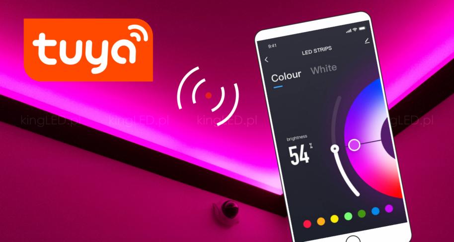 TUYA Smart App – urządzenia i możliwości